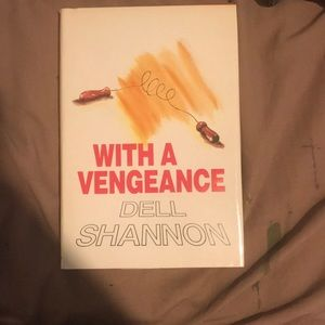With a Vengeance by Dell Shannon book